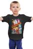 "Детская футболка ""Futurama / Футурама"" - футурама, futurama, фантастика, мульт, kinoart"