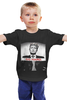 "Детская футболка ""Go Hard."" - владимир, путин, putin, vladimir, go hard"
