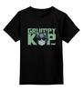 """Детская футболка классическая унисекс """"Грустный Трансформер"""" - grumpy cat, transformers, автоботы, десептиконы"""