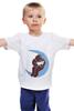 """Детская футболка """"Колыбельная"""" - арт, авторские майки"""