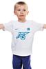 """Детская футболка классическая унисекс """"Зенит"""" - зенит, zenit"""