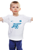 "Детская футболка ""Зенит"" - зенит, zenit"