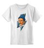 """Детская футболка классическая унисекс """"Tesla-3"""" - science"""