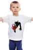 "Детская футболка ""Bad Batman (Плохой Бэтман)"" - batman, бэтмен"