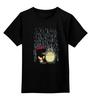 """Детская футболка классическая унисекс """"Мой сосед Тоторо"""" - аниме, тоторо, totoro, мой сосед тоторо"""