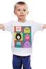 """Детская футболка классическая унисекс """"Финн И Джейк"""" - adventure time, время приключений, финн"""