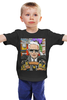 "Детская футболка классическая унисекс ""Chanel"" - karl lagerfeld, карл лагерфельд"