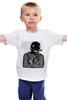 """Детская футболка классическая унисекс """"50 Cent"""" - rap, 50 cent, hip hop, 50cent, g unit"""