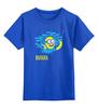 """Детская футболка классическая унисекс """"Миньоны Minions"""" - minion, minions, миньоны, banana"""