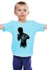 """Детская футболка """"Без правил"""" - спорт, бои без правил, боец, боевые искусства"""