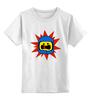 """Детская футболка классическая унисекс """"Лего (Lego)"""" - лего"""