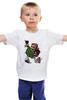 """Детская футболка классическая унисекс """"Wall Breaker (Clash of Сlans)"""" - столкновение кланов, clash of сlans"""