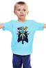 """Детская футболка классическая унисекс """"Invoker Dota 2"""" - игры, game, dota 2, инвокер, invoker, дота 2, video games"""