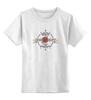 """Детская футболка классическая унисекс """"Футболка женская МФТИ"""" - мфти, физтех, mipt"""
