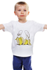 "Детская футболка ""Банан"" - арт, funny, banana, bananas"