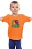 "Детская футболка ""Я Люблю Зомби"" - zombie, зомби, я люблю зомби, i love zombies"