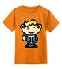 "Детская футболка классическая унисекс ""Fallout"" - fallout"
