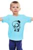 """Детская футболка """"Панда (Panda)"""" - панда, panda"""