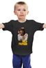 "Детская футболка ""Криминальное чтиво"" - тарантино, криминальное чтиво, pulp fiction, uma thurman, уматурман"