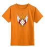 """Детская футболка классическая унисекс """"My Little Pony - герб Celestia (Селестия)"""" - mlp, пони, принцесса селестия, селестии"""