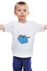 """Детская футболка классическая унисекс """"Fat Pony"""" - pony, mlp, пони, обжорство"""