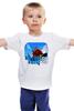 "Детская футболка ""Putin"" - россия, сочи, путин, сноуборд, putin"