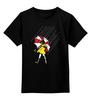 """Детская футболка классическая унисекс """"Мертвецкий Дождь"""" - zombie, зомби, дождь, мертвецы, rain, umbrella, izombie"""