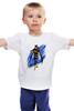 "Детская футболка классическая унисекс ""Бэтгёрл (Batgirl)"" - batman, бэтмен, batgirl, бэтгёрл"