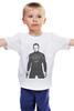 """Детская футболка классическая унисекс """"Spectre """" - 007, james bond, daniel craig, джеймс бонд, spectre"""