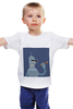 """Детская футболка классическая унисекс """"бендер"""" - футурама, futurama, бендер, bender"""