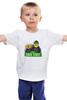 """Детская футболка """"Шерлок Холмс (Маппеты)"""" - шерлок холмс, маппеты"""