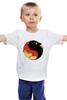"""Детская футболка классическая унисекс """"Batman x Iron Man"""" - comics, комиксы, бэтмен, железный человек"""