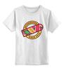 "Детская футболка классическая унисекс ""Ховерборд (Назад в будущее)"" - ховерборд, hoverboard, back to the future, назад в будущее"