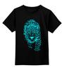 """Детская футболка классическая унисекс """"Пантера"""" - животные, пантера"""