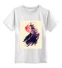 """Детская футболка классическая унисекс """"Шреддер"""" - япония, черепашки-ниндзя, шредер"""