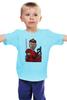 """Детская футболка """"Однозначно!"""" - россия, жириновский, коммунист, однозначно, лдпр"""