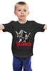"""Детская футболка классическая унисекс """"Nazareth """" - назарет, nazareth"""