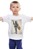 """Детская футболка классическая унисекс """"Звездный наёмник"""" - звездные войны, боба фетт"""