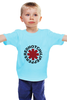 "Детская футболка классическая унисекс ""Red Hot Chili Peppers"" - red hot chili peppers, funk, rhcp, flea, перцы"
