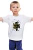 """Детская футболка классическая унисекс """"Hulk / Халк"""" - кино, hulk, marvel, халк, kinoart"""