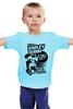 """Детская футболка классическая унисекс """"Харли Квинн (Harley Quinn)"""" - joker, batman, dc, харли квинн, harley quinn"""