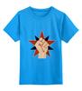 """Детская футболка классическая унисекс """"хулиган"""""""