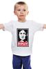 """Детская футболка классическая унисекс """"Ripley (Alien)"""" - alien, чужой, obey, эллен рипли, ellen ripley"""