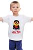 "Детская футболка ""Миньон (Кунг Фьюри)"" - миньон, gru, кунг фьюри, kung fury"
