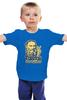 """Детская футболка """"Толстой мой Кориш!"""" - tolstoy, литература, homeboy, лев толстой"""