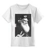 """Детская футболка классическая унисекс """" TOLSTOY by Design Ministry"""" - peace, толстой, designministry, tallstoy, войнаимир"""