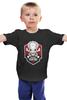 """Детская футболка классическая унисекс """"Хищник"""" - хищник, predator"""