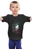 """Детская футболка классическая унисекс """"Джокер (Joker)"""" - joker, batman, джокер, dc"""