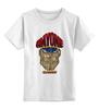 """Детская футболка классическая унисекс """"М. Байсон (Уличный Боец)"""" - байсон, bison, street fighter, уличный боец"""