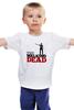 "Детская футболка ""The Walking Dead"" - зомби, ходячие мертвецы, the walking dead, рик граймс, rick grimes"
